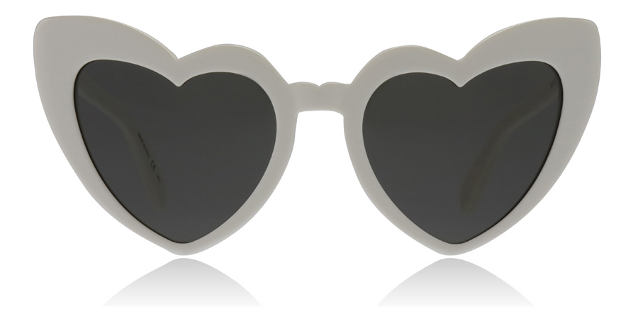 Saint Laurent SL181 LOULOU Ivory 003 54mm