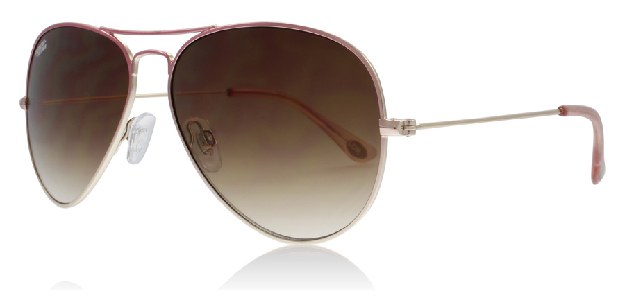 Image of   American Freshman Taylor Solbriller Pink AFS025 60mm