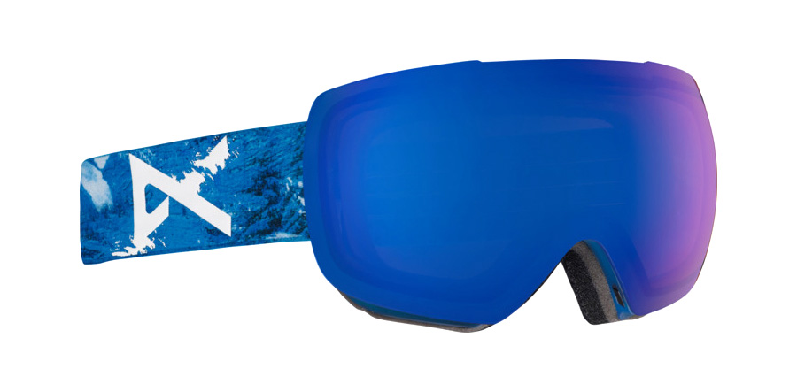 Image of   Anon MIG Hiker Blue 415 210mm