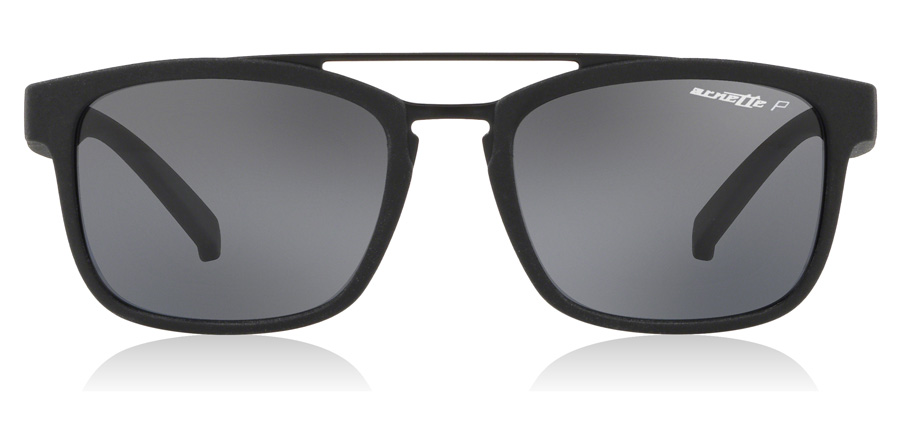 Arnette AN4248 Black 254181 54mm Polariseret