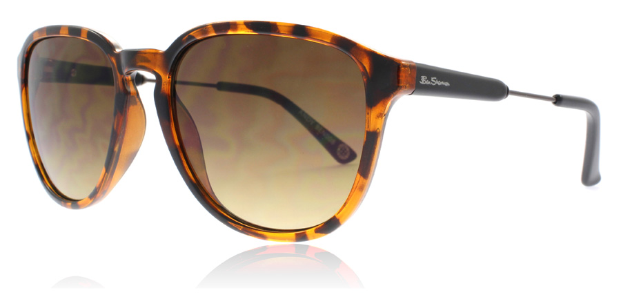 Image of   Ben Sherman Andy Solbriller Tortoise TORT 59mm