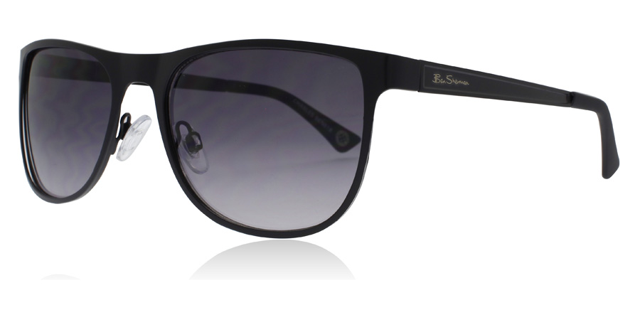 Image of   Ben Sherman Charles Solbriller Sort BLK 56mm