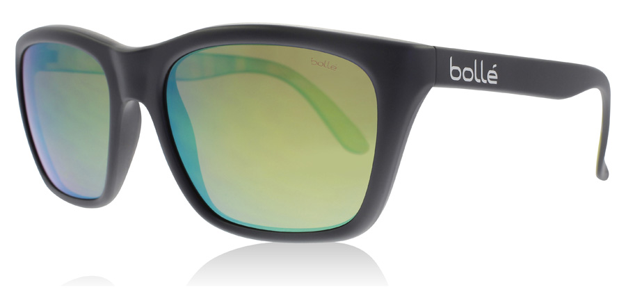 Image of   Bolle 527 New Generation Solbriller Sort Black Polariseret 54mm