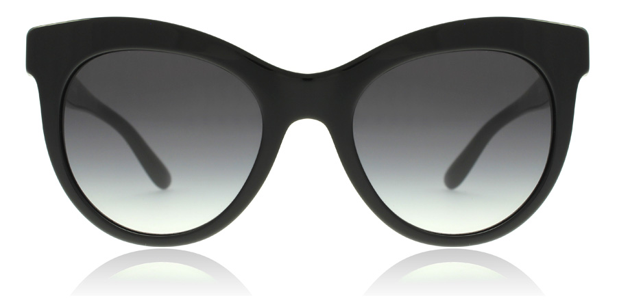 Dolce and Gabbana DG4311 Sort 501/8G 51mm