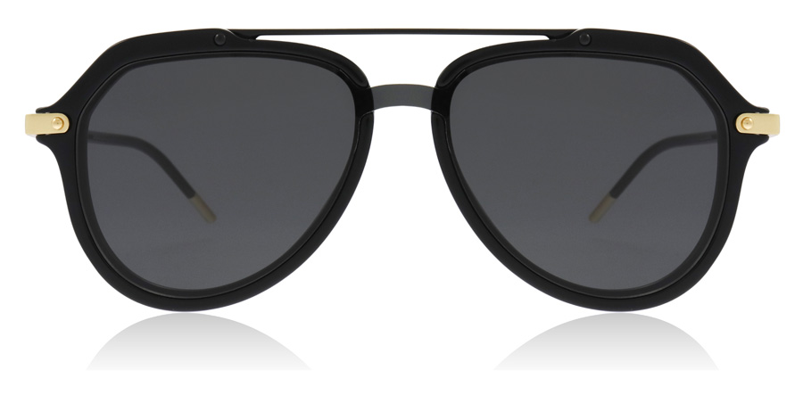 Dolce and Gabbana DG4330 Sort 501/87 22mm