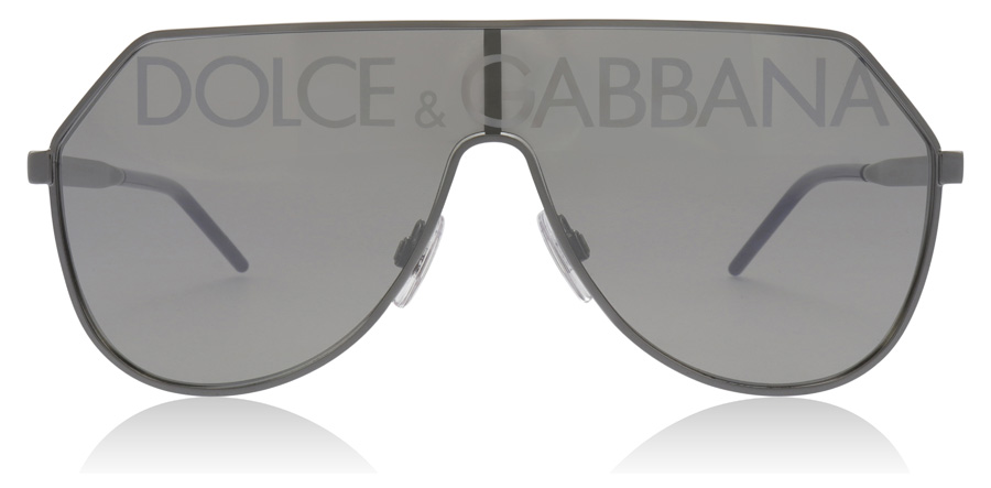 Dolce and Gabbana DG2221 Gunmetal 04/N 38mm