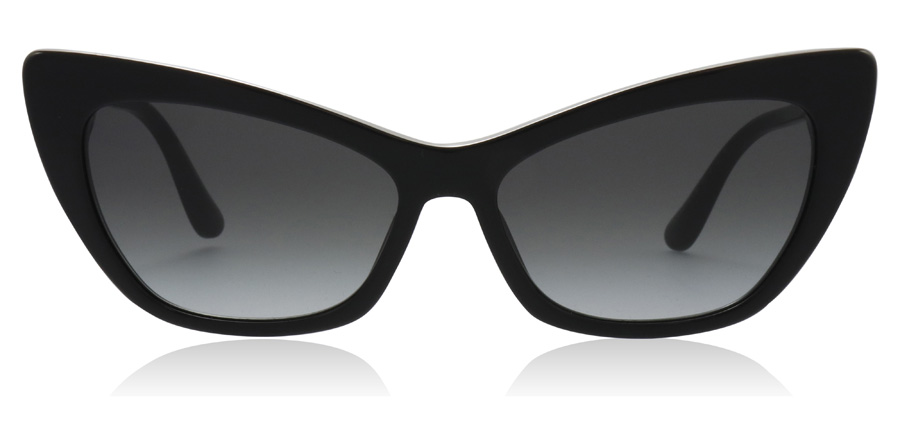 Dolce and Gabbana DG4370 Black 501/8G 56mm