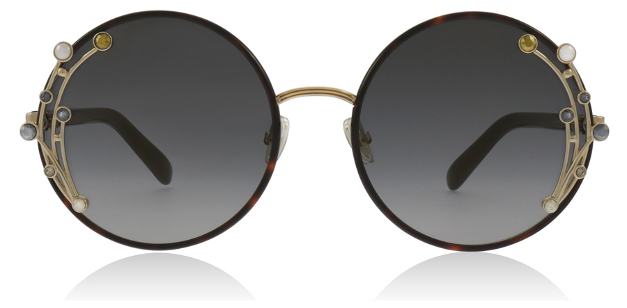 Jimmy Choo Gema/S Mørk Havana 086 59mm