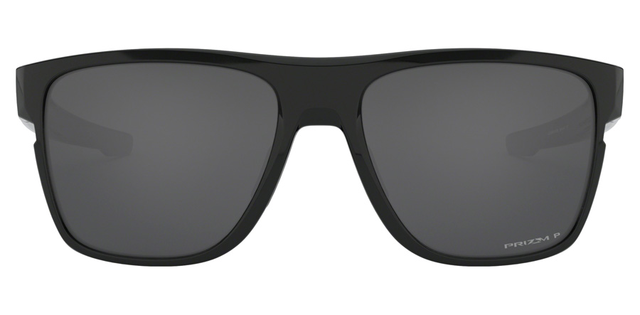 Oakley Crossrange XL OO9360 Polished Black 23 58mm Polariseret