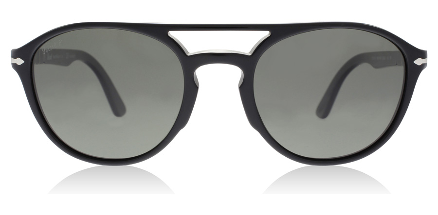 Persol PO3170S Sort 901458 52mm Polariseret