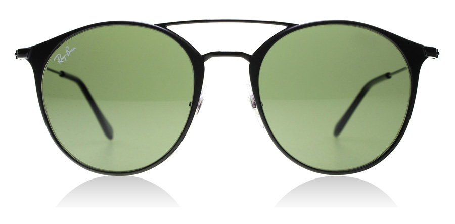 Ray-Ban RB3546 Sort Top Mat 186 52mm