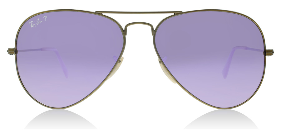 Ray-Ban RB3025 Børstet Bronze 167/1R 58mm Polariseret