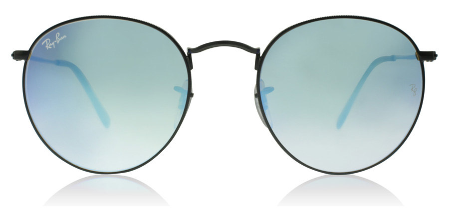 Ray-Ban RB3447 Blank Sort 002/4O 53mm