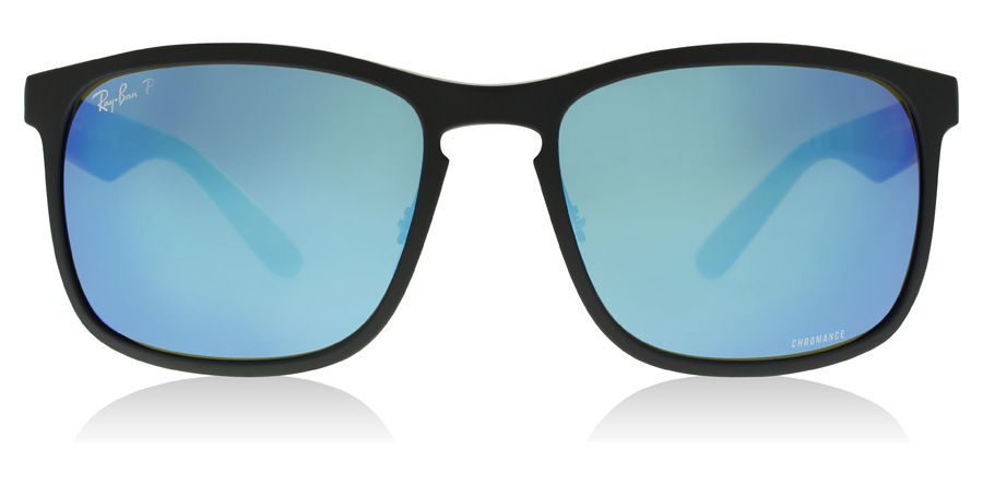 Ray-Ban RB4264 Mat Sort 601SA1 58mm Polariseret