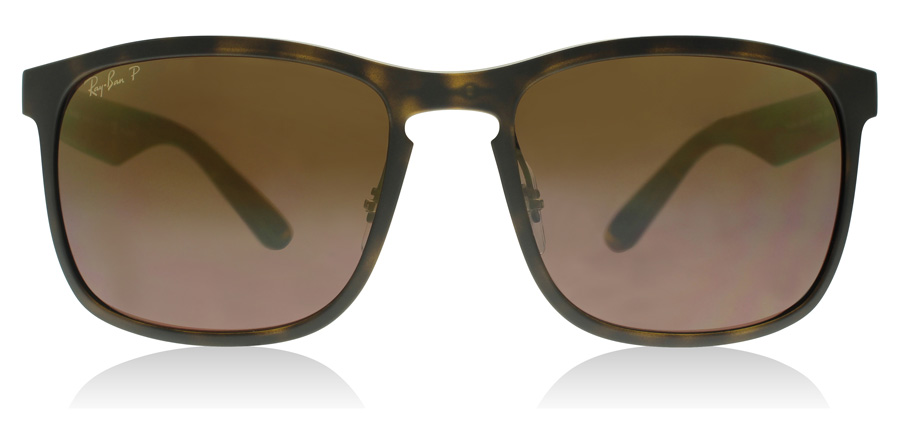 Ray-Ban RB4264 Mat Havana 894/6B 58mm Polariseret