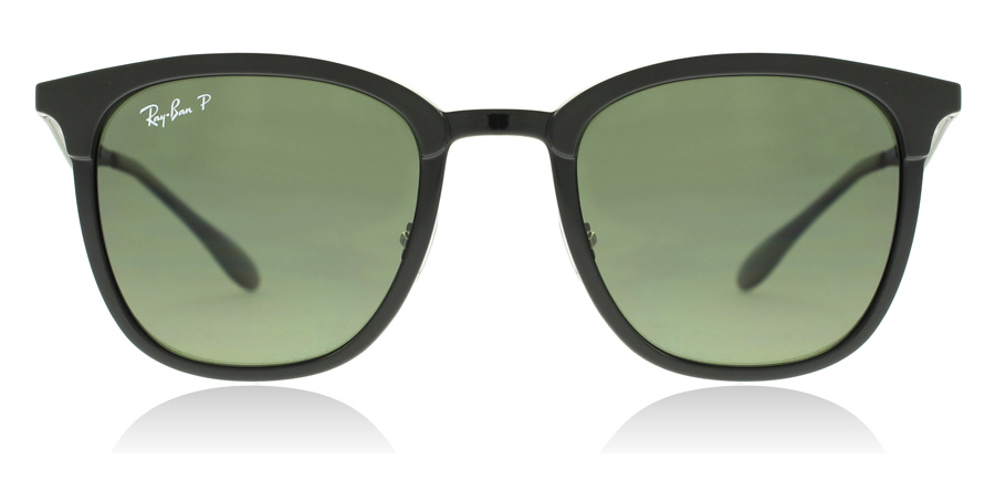 Ray-Ban RB4278 Sort/Mat Sort 62829A 51mm Polariseret