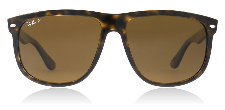 Ray-Ban RB4147 Havana 710/57 60mm Polariseret