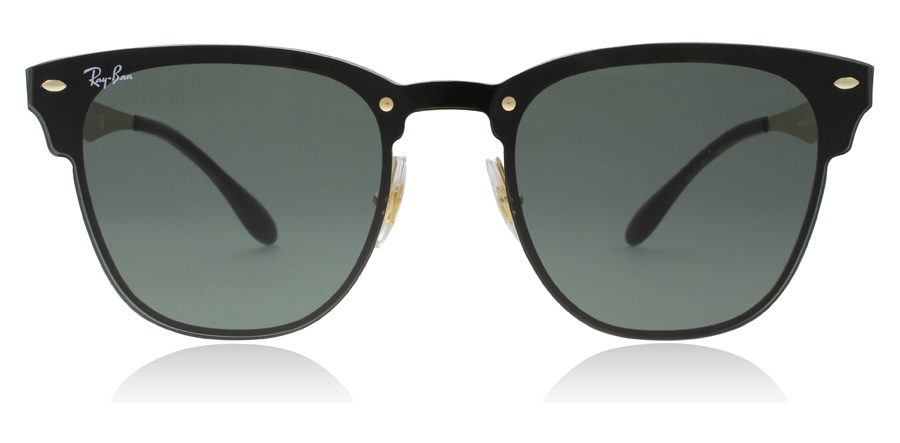 Ray-Ban RB3576N Blaze Guld Stribet 043/71 41mm