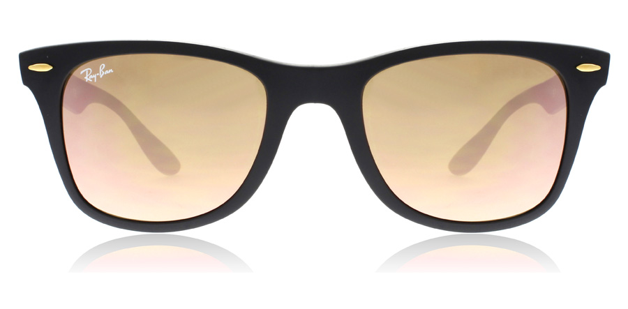 Ray-Ban RB4195 Liteforce Mat Sort 601S2Y 52mm
