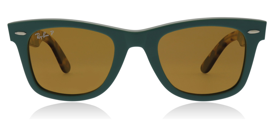 Ray-Ban RB2140 Grøn 1240N9 50mm Polariseret