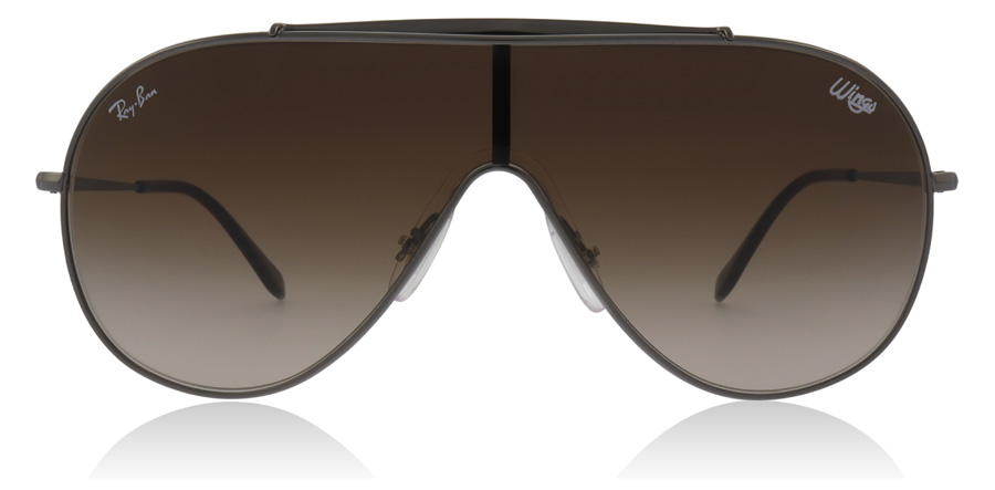 Ray-Ban RB3597 Stålfarvet 004/13 33mm