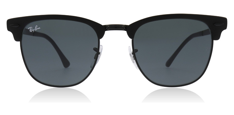 Ray-Ban Clubmaster RB3716 Sort 186/R5 51mm