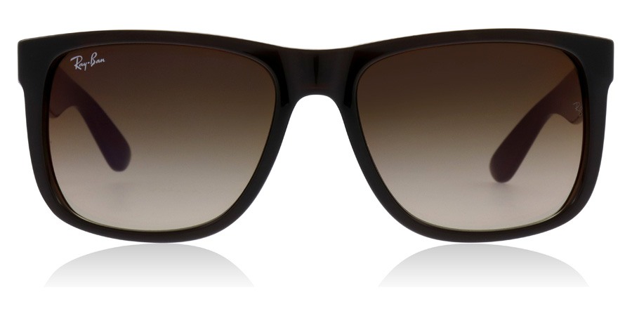 Ray-Ban Justin RB4165 Brun 714/S0 54mm