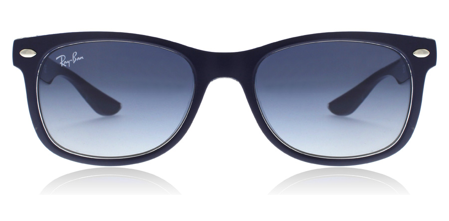 Ray-Ban Junior RJ9052S Age 8-12 Years Mat Blå 70234L 47mm