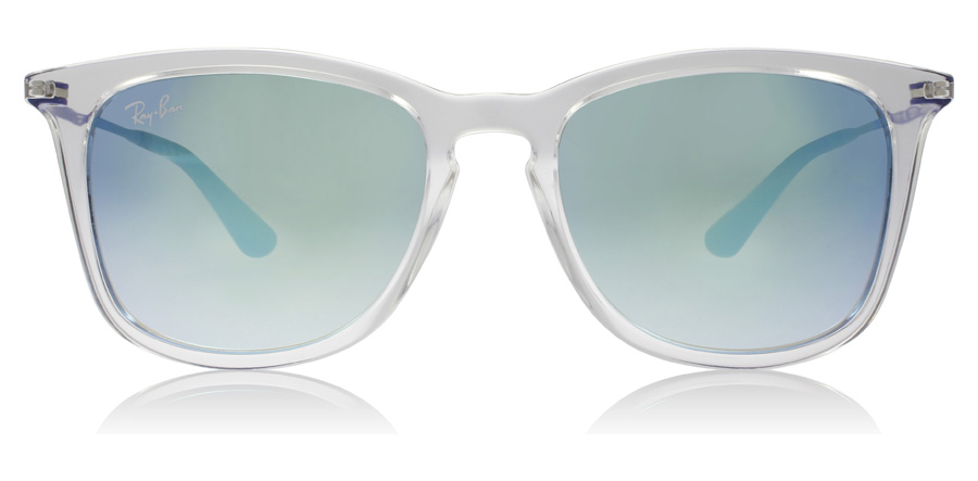 Ray-Ban Junior RJ9063S Age 8-12 Years Transparent 7029B7 48mm