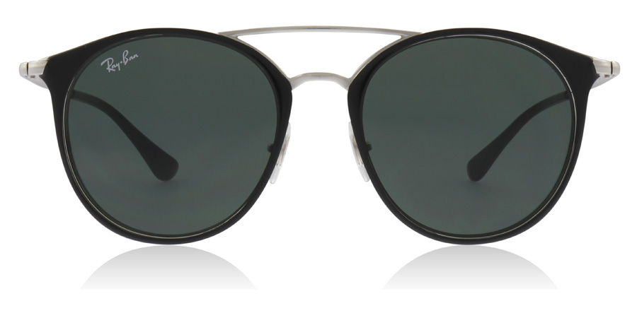 Ray-Ban Junior RJ9545S 7-10 Years Sølv / Sort 271/71 47mm