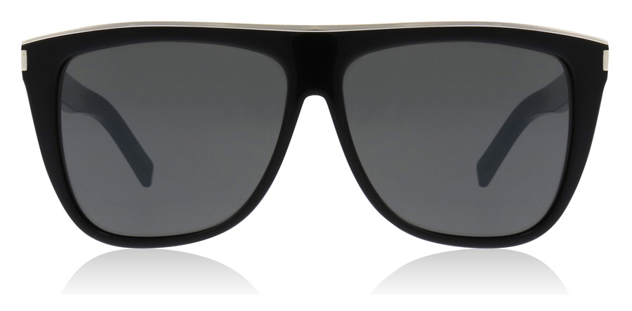 Saint Laurent SL1 COMBI Sort 001 59mm