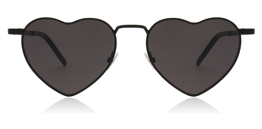 Saint Laurent SL301 Black 002 52mm
