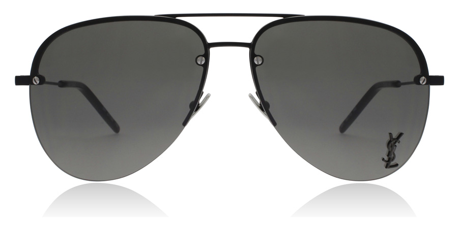Saint Laurent Classic 11M Sort 001 59mm