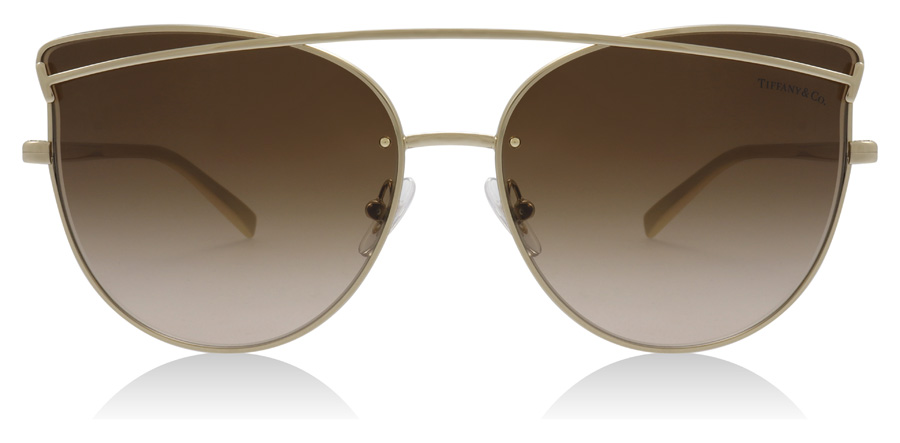 Tiffany TF3064 Pale Gold 60213B 61mm