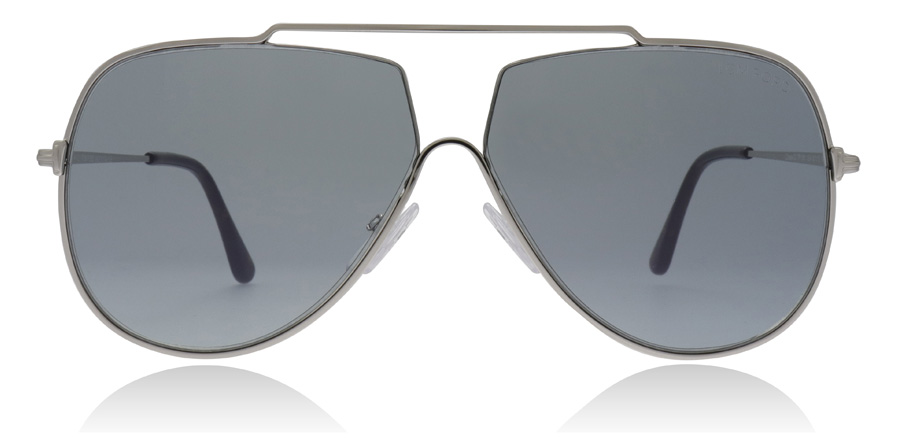 Tom Ford FT0586 Chase Blank Palladium 16A 61mm