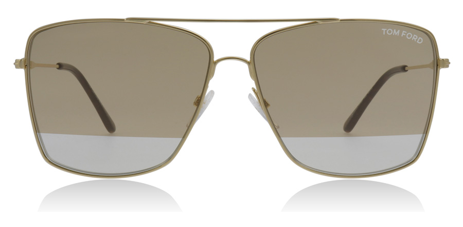 Tom Ford Magnus FT0651 Blank Endura Guld 30C 60mm
