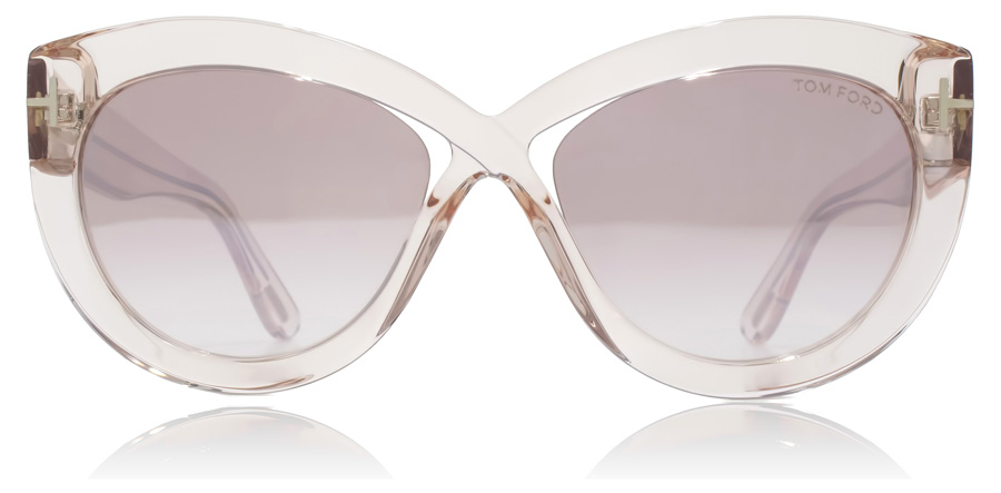 Tom Ford FT0577 Diane Shiny Pink 72Z 56mm