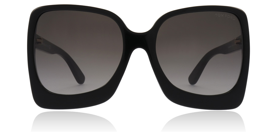 Tom Ford FT0618 Emanuella Shiny Black 01K 60mm