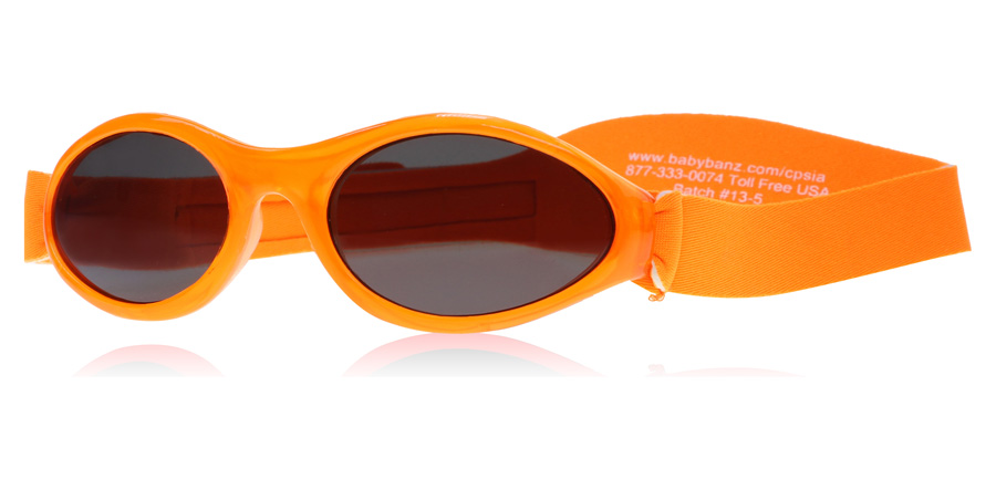 kidz-banz-adventure-solbriller-orange-adventure-45mm