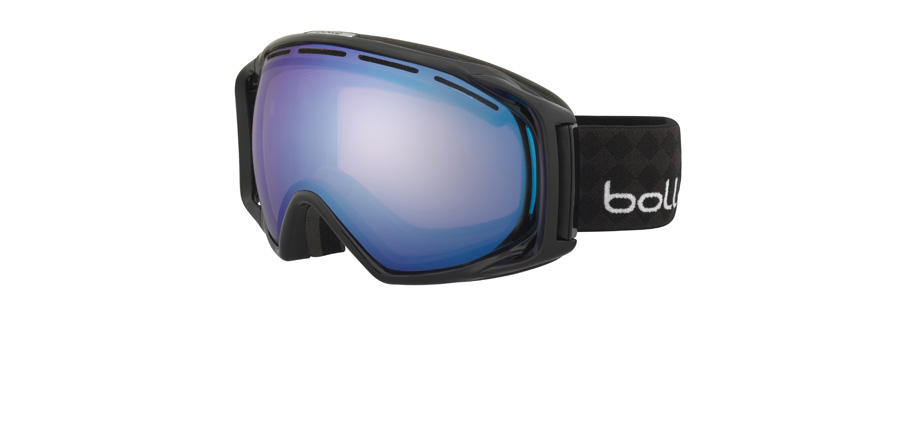 Image of   Bolle Gravity Two Tone Sort 21294 97mm