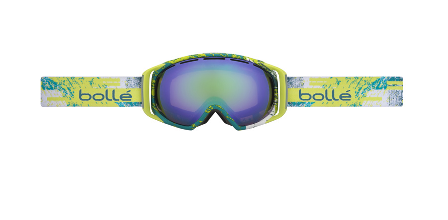 Image of   Bolle Gravity Lime Teal Zenith 21383 97mm