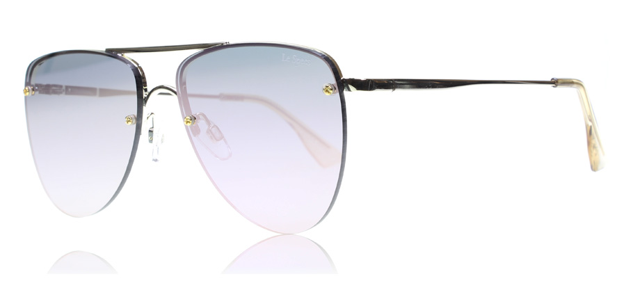 Image of   Le Specs The Prince Solbriller Guld 1602139 56mm