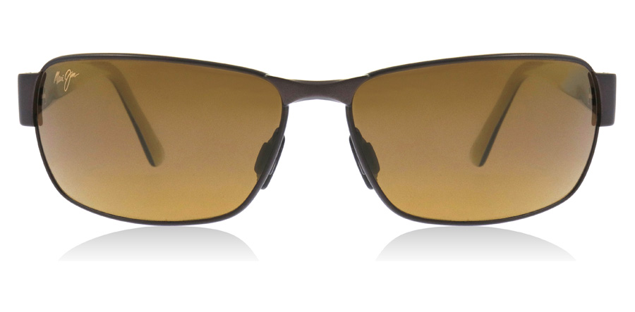 Maui Jim Black Coral H249 H249-19M Mat Bronze 65mm