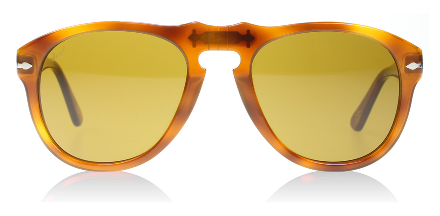 Persol PO0649 Tortoise/Orange 96/33 52mm