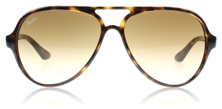 fa955f364d ... best price ray ban cats 5000 tortoise shell lunettes de 4a507 0a822