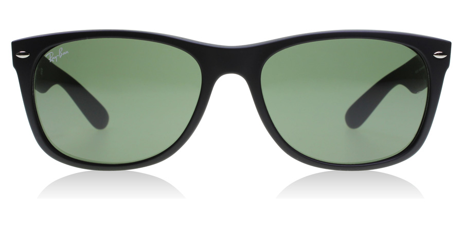 Ray-Ban RB2132 New Wayfarer Mat Sort 622 55mm