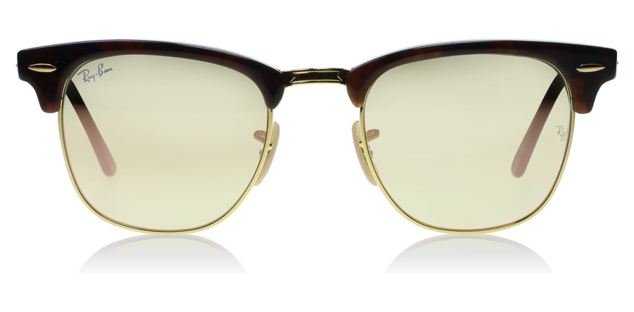 Ray-Ban RB3016 Blank Rød / Havana 990-7O 49mm