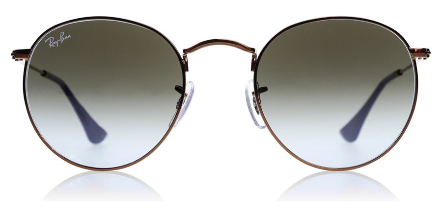 Ray-Ban RB3447 Skinnende Mørk Bronze 9003/96 50mm