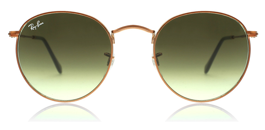 Ray-Ban RB3447 Blank Medium Bronze 9002A6 47mm