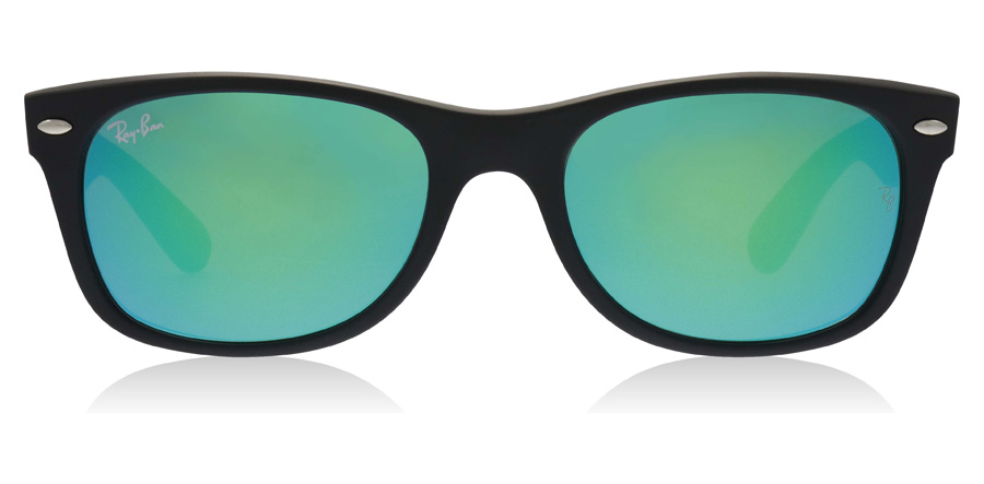 Ray-Ban RB2132 New Wayfarer Mat Sort 62219 52mm